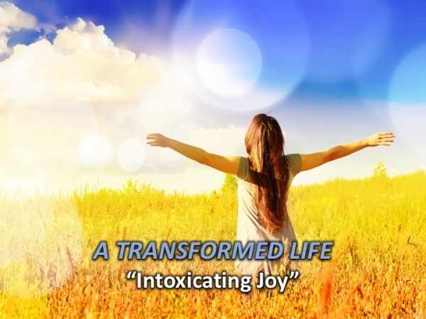 Intoxicating Joy