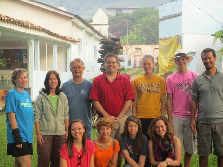 The 2012 Mission Team