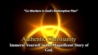 Co-Workers in God's Redemptive Plan