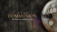 Mini-Communion Service available February 7th