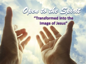 """Transformed into the Image of Jesus"""