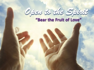 """Bear The Fruit of Love"""