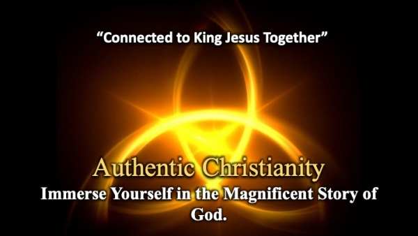 Connected to King Jesus Together