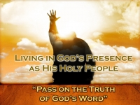 Pass on the Liberating Truth of God's Word to the Next Generation