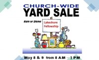 Church Wide Yard Sale