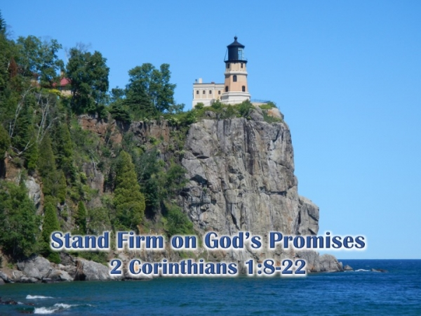 Standing Firm on God's Promises