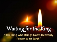 The King Who Brings God's Heavenly Presence to Earth